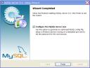 mysql5050 install 6 Instalar MySQL en Windows