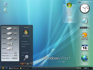 windows vista tema 1 Descarga de temas gratis para Windows Vista