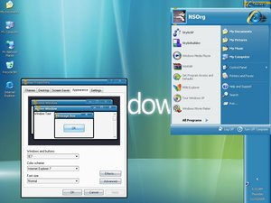 windows vista tema 3 Descarga de temas gratis para Windows Vista
